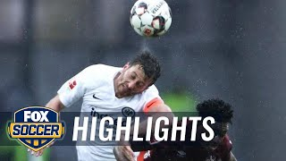 1. FC Nürnberg vs. Eintracht Frankfurt | 2018-19 Bundesliga Highlights