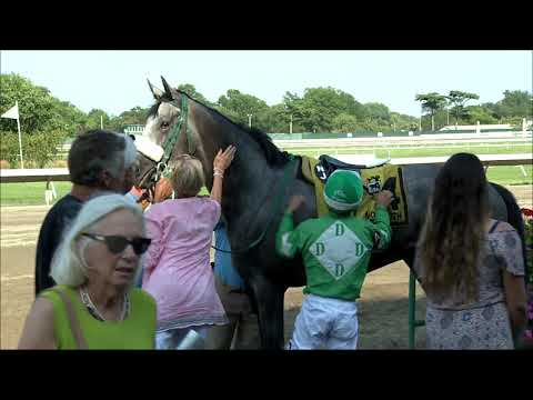 video thumbnail for MONMOUTH PARK 7-27-19 RACE 10