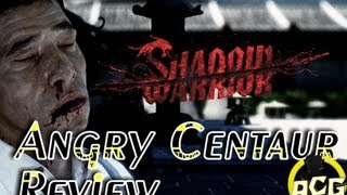 Shadow Warrior 2013 Videogame Review PC (Caffinated Review) (Video Game Video Review)