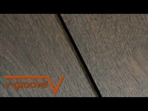 Gut bekannt Parkettkaiser Balterio v groove - V Fuge - YouTube PU07