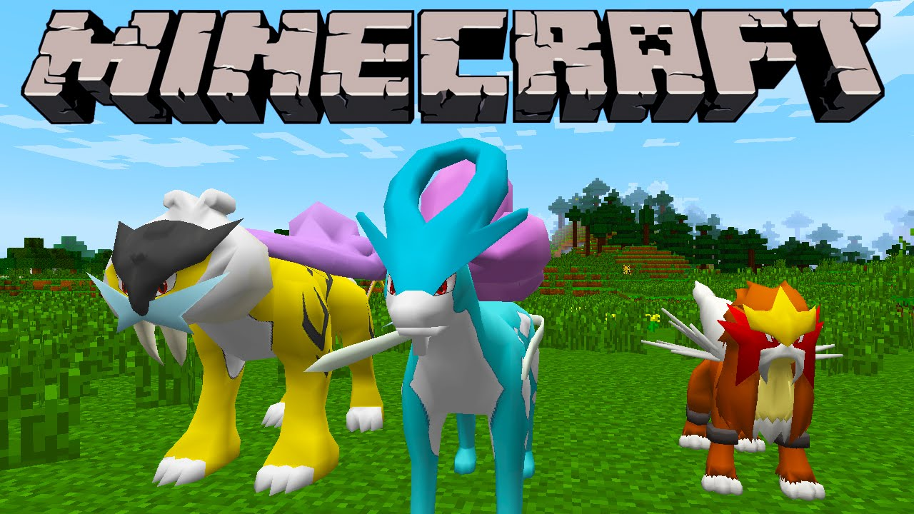 Pixelmon Mod - Download Gratis