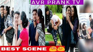 AVR PRANK TV BEST SCENE TIK TOK // MUSICALY // PLEASE SUBSCRIBE  MY CHANNEL AND SHERA VIDEO