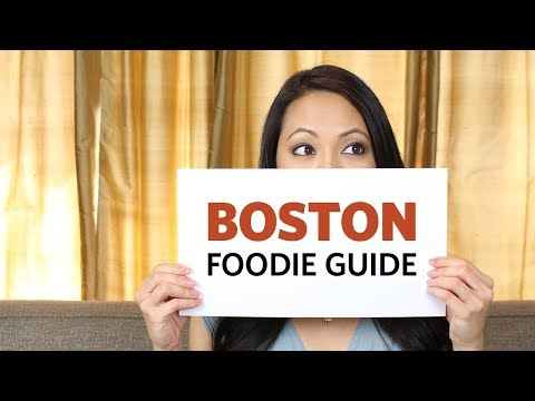 Where To Eat In Boston - Must Try Places