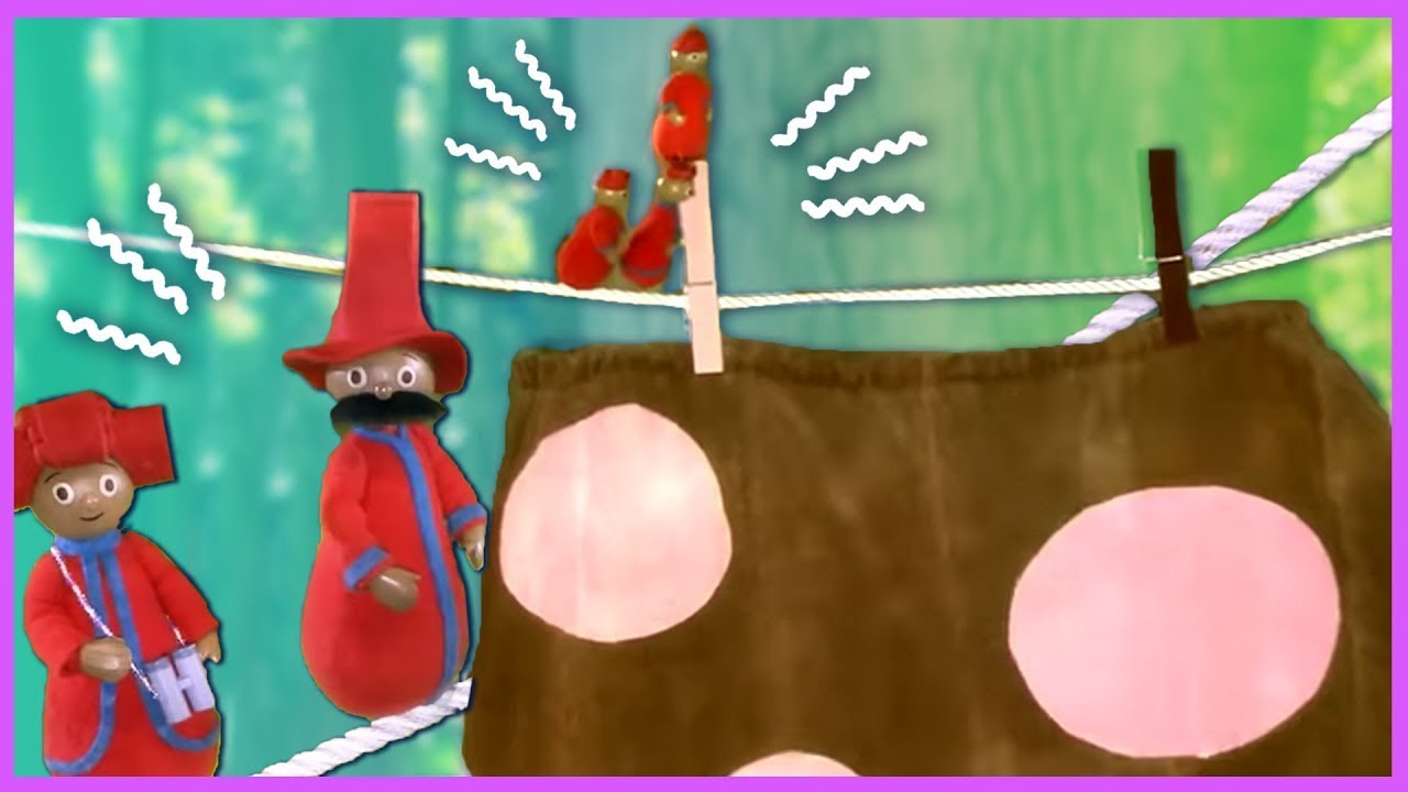 In the Night Garden - 2 Hour Compilation! Pontipine Children in the Tombliboos' Trousers