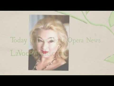 Las Vegas Opera News - Dramatic Soprano, Luana DeVol joins forces with La Voce Totale