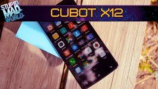 Cubot X12: смартфон с 4G LTE за 104$ (Что было в последней посылке)