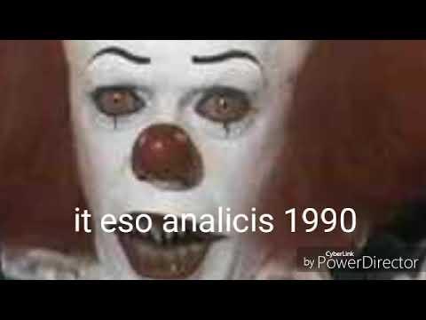 ANALICIS DE IT ESO 1990 /chucky Is Horror 1988