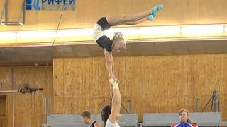 Рабочий день   Тренер по акробатике 12 09 13