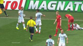 Чемпионат Мира 2014 59 Аргентина   Бельгия