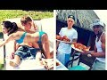 Justin Bieber Enjoying His Vacation In Style - Unseen Pics