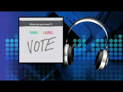 """Yanny"" vs. ""laurel"" debate tearing America apart"