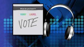 """""""Yanny"""" vs. """"laurel"""" debate tearing America apart"""