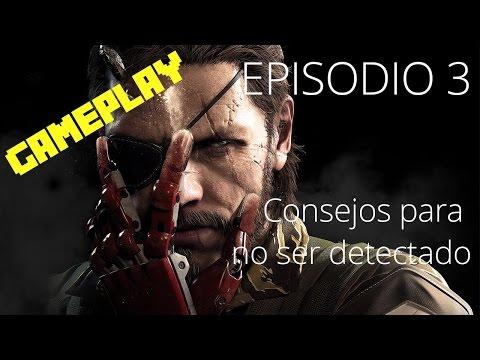 Metal Gear Solid 5: Guía para cumplir misiones sin ser detectado