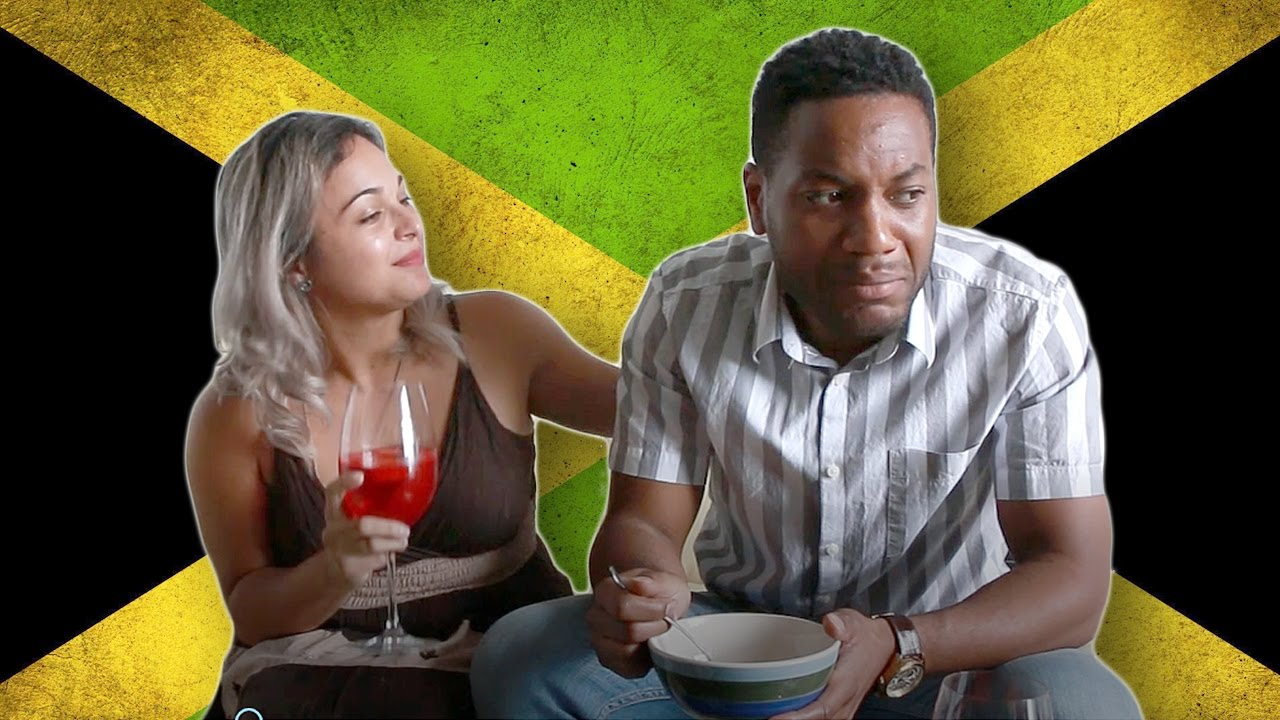 dating jamaican man