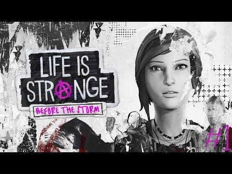 Life is Strange: Before the Storm - E1P1(FIREWALK)