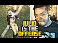 EVERYTHING GOING TO JULIO     Madden NFL 16 Ultimate Team   95 Julio Jones Is The Offense MUT 16