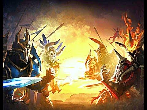 GUILD WARS !! Dungeon Hunter 5