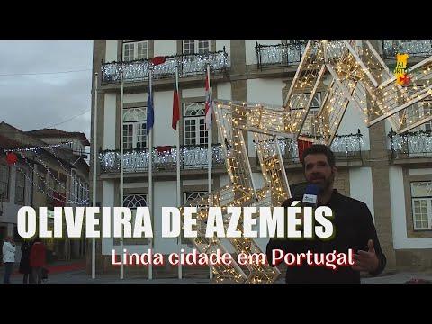 Conheça Oliveira de Azeméis, uma belíssima cidade de Portugal