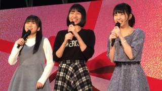 2017年2月4日パシフィコ横浜で行われたAKB48「ハイテンション」個別握手...