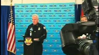 Critics call for Chief Jack Harris to step down Video