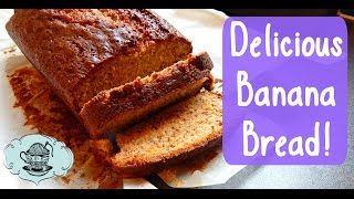 Delicious Banana Bread Family Recipe! ¦ The Corner Of Craft