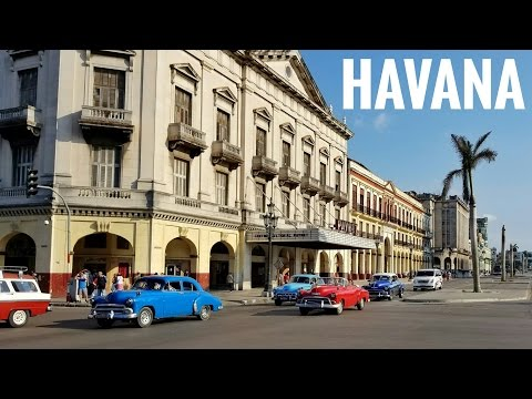 My Trip To Havana Cuba - February 2017