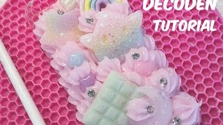 Decoden Phone Case Tutorial & Watch Me Whip