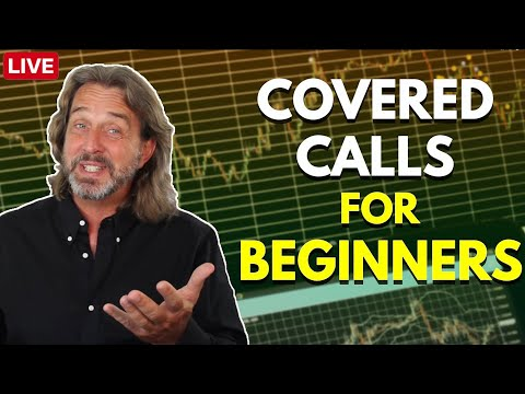 Covered Call For Beginners | Coffee With Markus Episode 64
