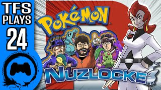 Pokemon Silver NUZLOCKE Part 24 - TFS Plays - TFS Gaming
