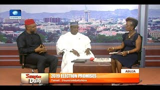 Elections: APC, PDP Chieftain Debate Implication Of El-Rufai's 'Body Bag' Comment Pt.1