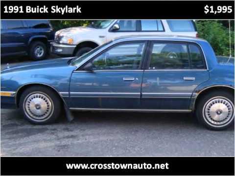 1991 Buick Skylark Used Cars St Paul MN
