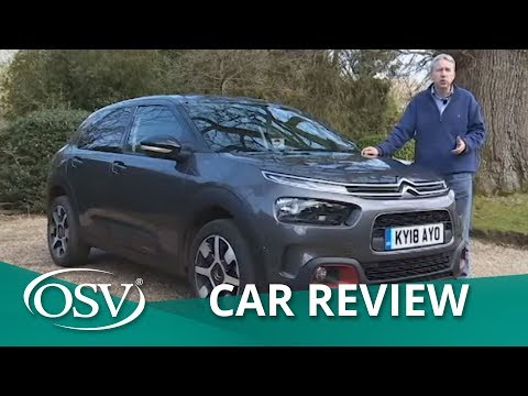Citroen C4 Cactus 2018 In-Depth Review | OSV Car Reviews