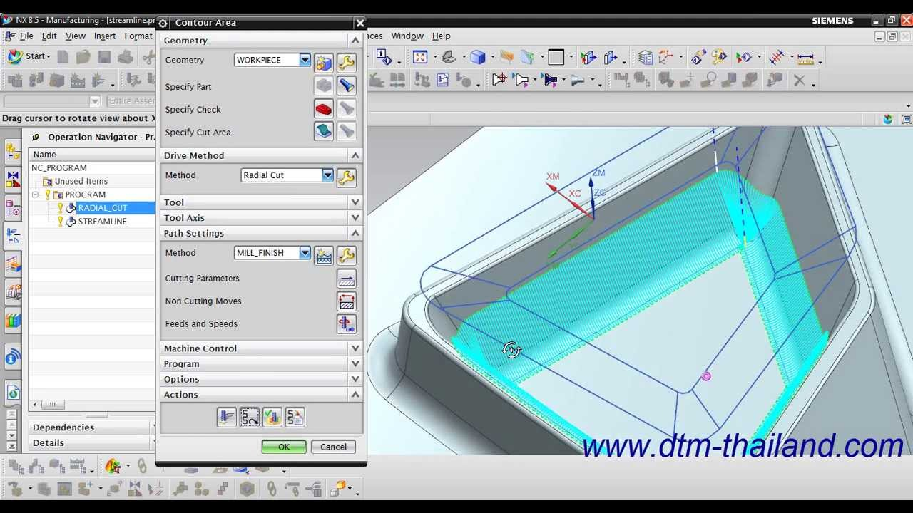 Unigraphics nx 8 manufacturing guide.