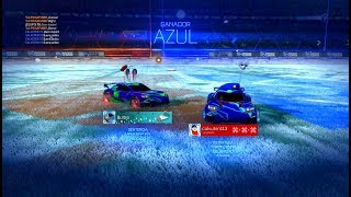 Vídeo Rocket League