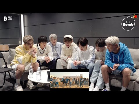 [BANGTAN BOMB] 'Permission to Dance' MV Reaction - BTS (방탄소년단)