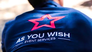 As You Wish - Event Services