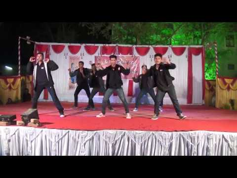 Bezubaan Phir Se Amazing Group Dance(PETLAD)