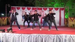 Bezubaan Phir Se Amazing Group Dance(PETLAD)