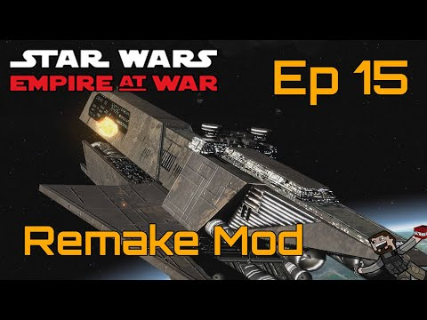 Star Wars Empire At War (Remake Mod) Rise Of The Hutts - Ep 15