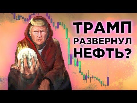 Нефть резко подорожала. Это разворот? Рецессия в России, уход Тинькова и дивиденды Норникеля