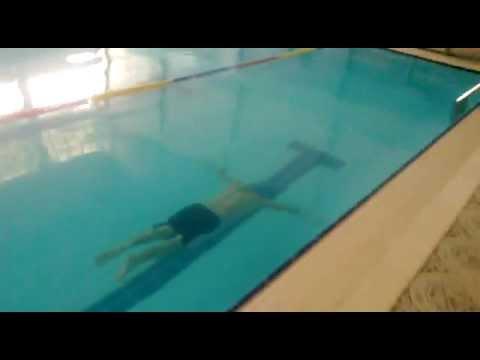 Ali diving record
