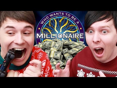 WILL DAN AND PHIL BE MILLIONAIRES?!