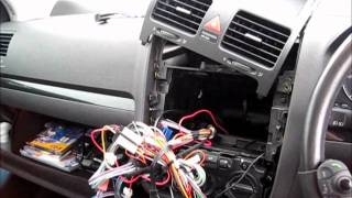 Parrot Mki9000 & VW Golf mk V 2007 installation