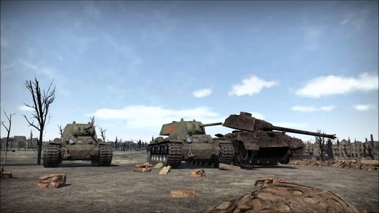 Kv1e War Thunder
