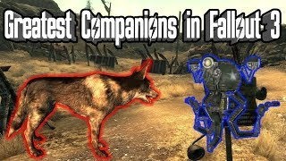 Fallout Fives | Greatest Companions in Fallout 3