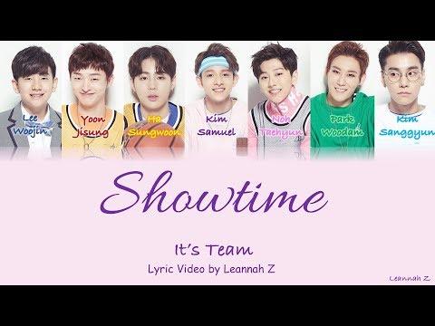 [Produce 101] It's- Showtime Official Lyrics (Rom/Han/Eng)