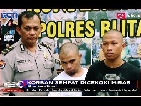 BEJAT!! 8 Pemuda di Blitar Perkosa Anak SD Bergiliran - SIM 06/09
