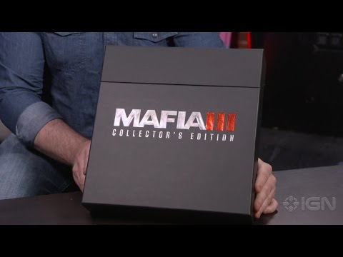 Unboxing the Mafia 3 Collector