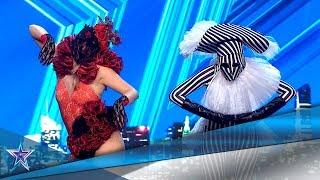La PERFORMANCE de estas BRUJAS no convence a los jueces… | Audiciones 5 | Got Talent España 5 (2019)