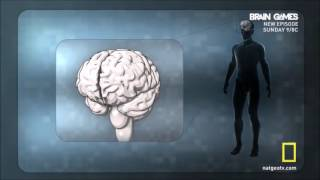 Brain Games - Motor Cortex Cross-Wired with Body